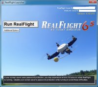 Realflight G5/G5.5/G6/G6.5 genuine key