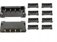 x10 4gs i PHONE 4S 4g sREPLACEMENT repair BATTERY FPC PLUG MOTHERBOARD Connector