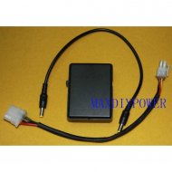 2 ways power adaptor for PS2 700XX HD loader
